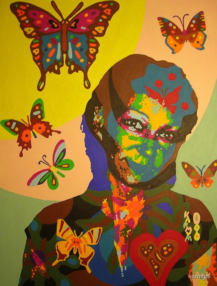 butterflygirl 2008 by karmym