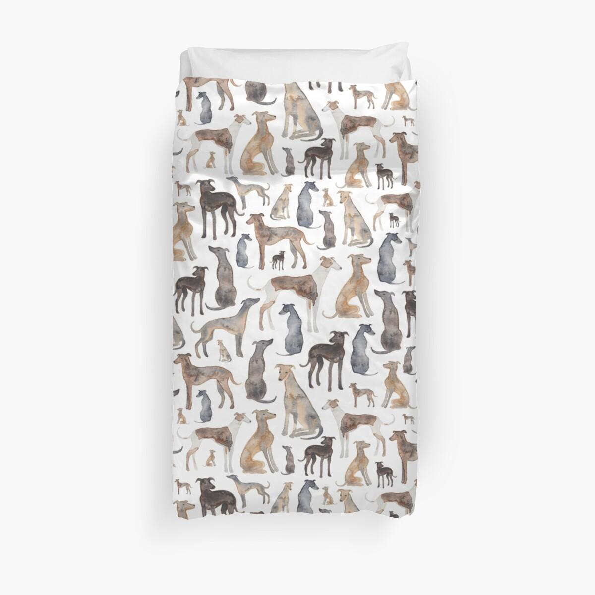 Windhunde, Wippets und Lurcher Hunde! von Elena  O'Neill