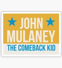 John Mulaney The Comeback Kid  Sticker