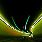 The Tunnel of Lights by ajjj