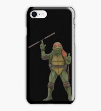 TMNT 90's Mike iPhone Case/Skin