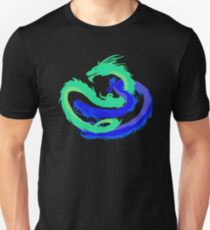 Dragons Blue T-Shirt