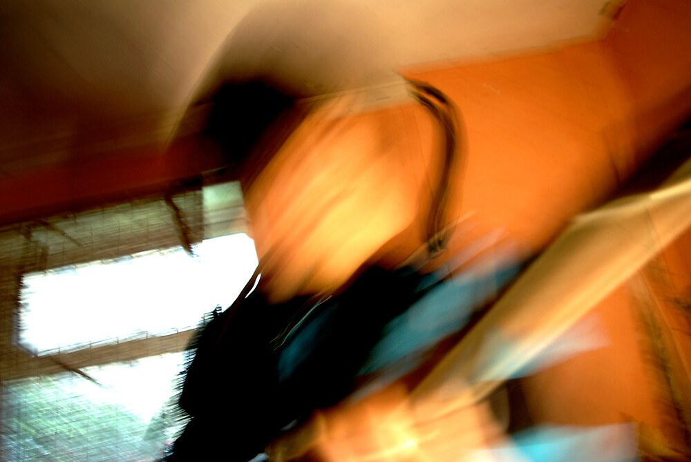 The Vague Blur by Damen Hughes