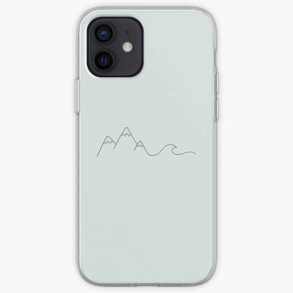 Mountain Wave iPhone Case & Cover