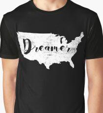 Dreamer USA Graphic T-Shirt