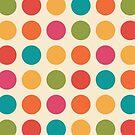 «Círculos de colores del medio siglo» de La Chic