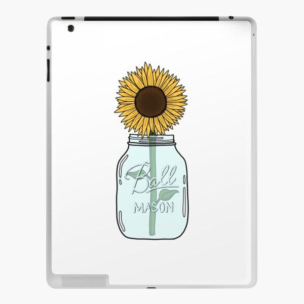 Sunflower iPad Skin
