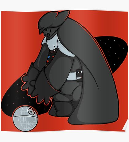 Big Hero Sith Poster