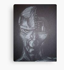 Man or Machine? Canvas Print
