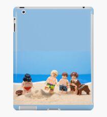 Vader's Sandcastle  iPad Case/Skin
