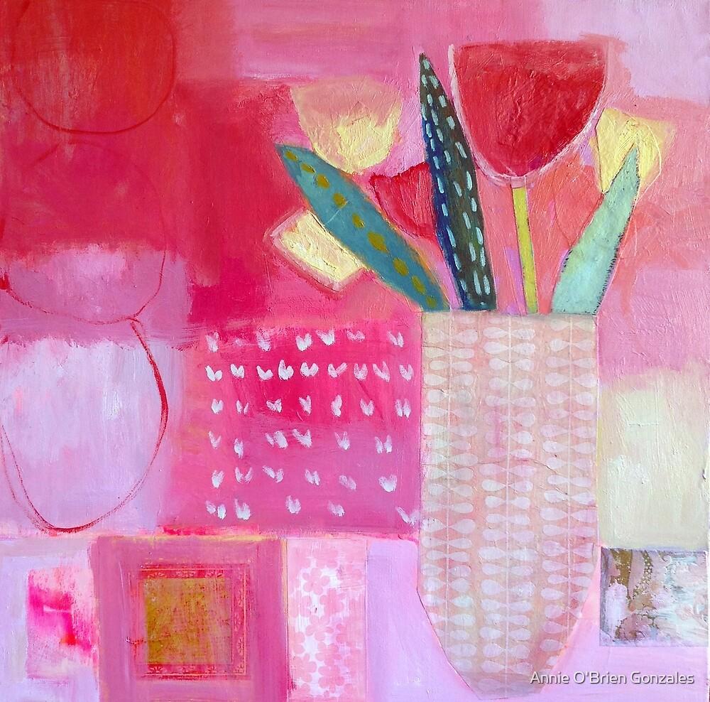 Tulip Dance by Annie O'Brien Gonzales
