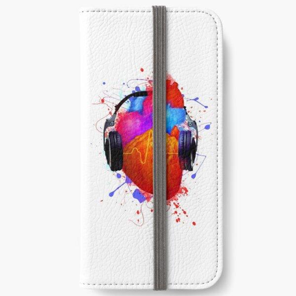 No Music - No Life iPhone Wallet