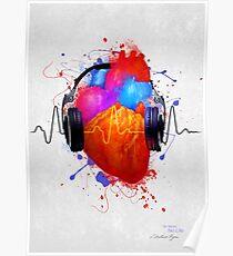 No Music - No Life Poster