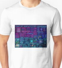 Map of Computer Science Unisex T-Shirt