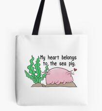 Sea Pig Tote Bag