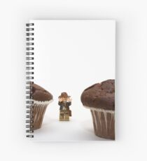 Cakes - why did it have to be cakes?? Spiral Notebook