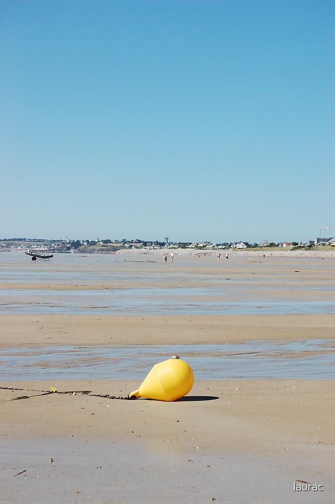 Never ending beach by laurac