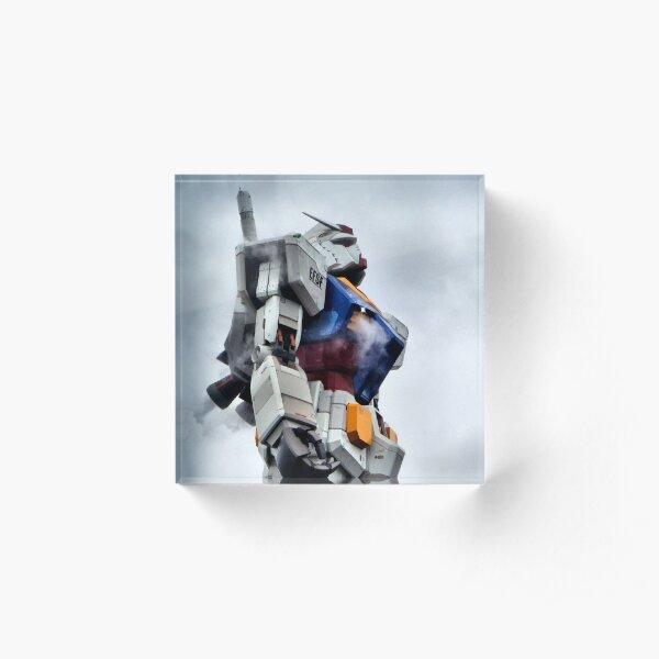 Gundam Pride Acrylic Block