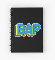 BAP KPOP Spiral Notebook