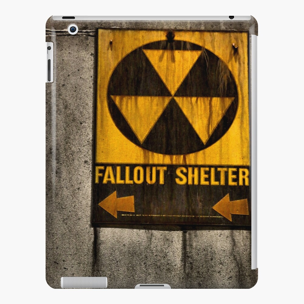 Fallout Shelter iPad Case & Skin