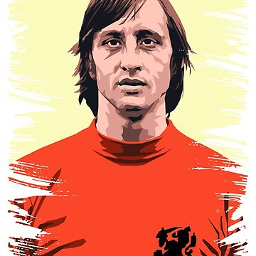 This Is The Legendary Johan Cruijff by nadyana