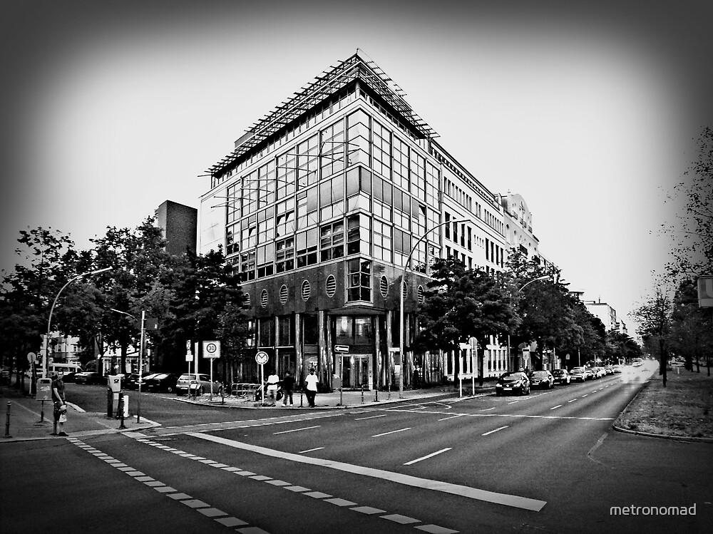 Fehrbelliner Platz by metronomad