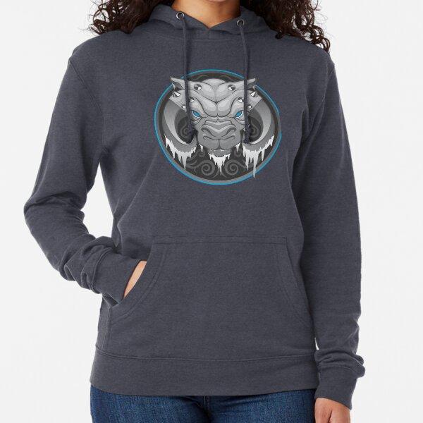 Minnesota Force Logo (large) Lightweight Hoodie