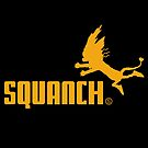 FOREVER, FASTER, SQUANCH by Vitaliy Klimenko