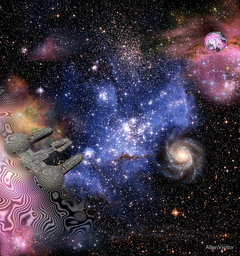 Phantasmagorian Portal by AlienVisitor