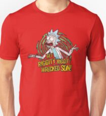 Rick - Get Riggity Riggity Wrecked Son! T-Shirt