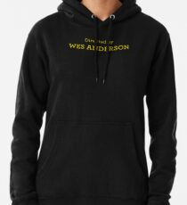 Directed by Wes Anderson Pullover Hoodie