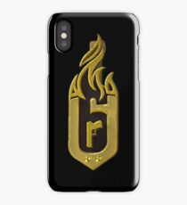 rainbow six iPhone Case/Skin