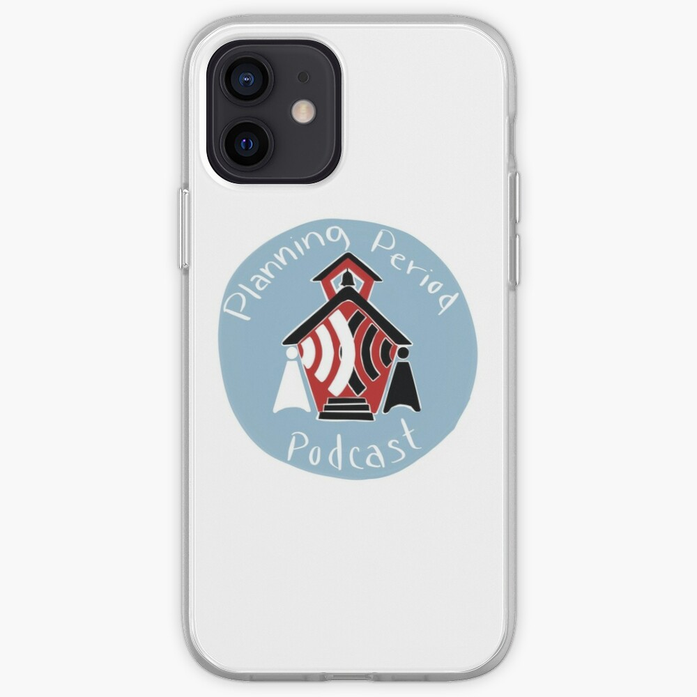 Planning Period Podcast iPhone Case & Cover