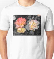 multi pink yellow roses 09/01/17 T-Shirt