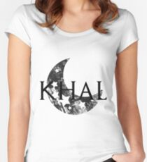 Khal Women's Fitted Scoop T-Shirt