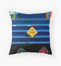 Keep Your Distance Throw Pillow