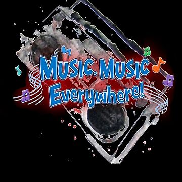 Music Everywhere by Minted