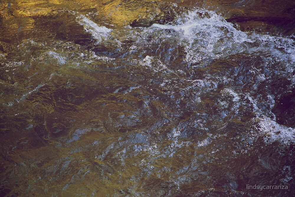 The Texture of Water by lindsycarranza