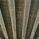 Under a Bridge by lindsycarranza