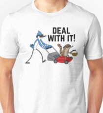 Deal With it!  Unisex T-Shirt