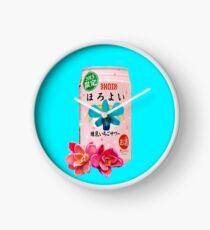 Tropical juice Clock