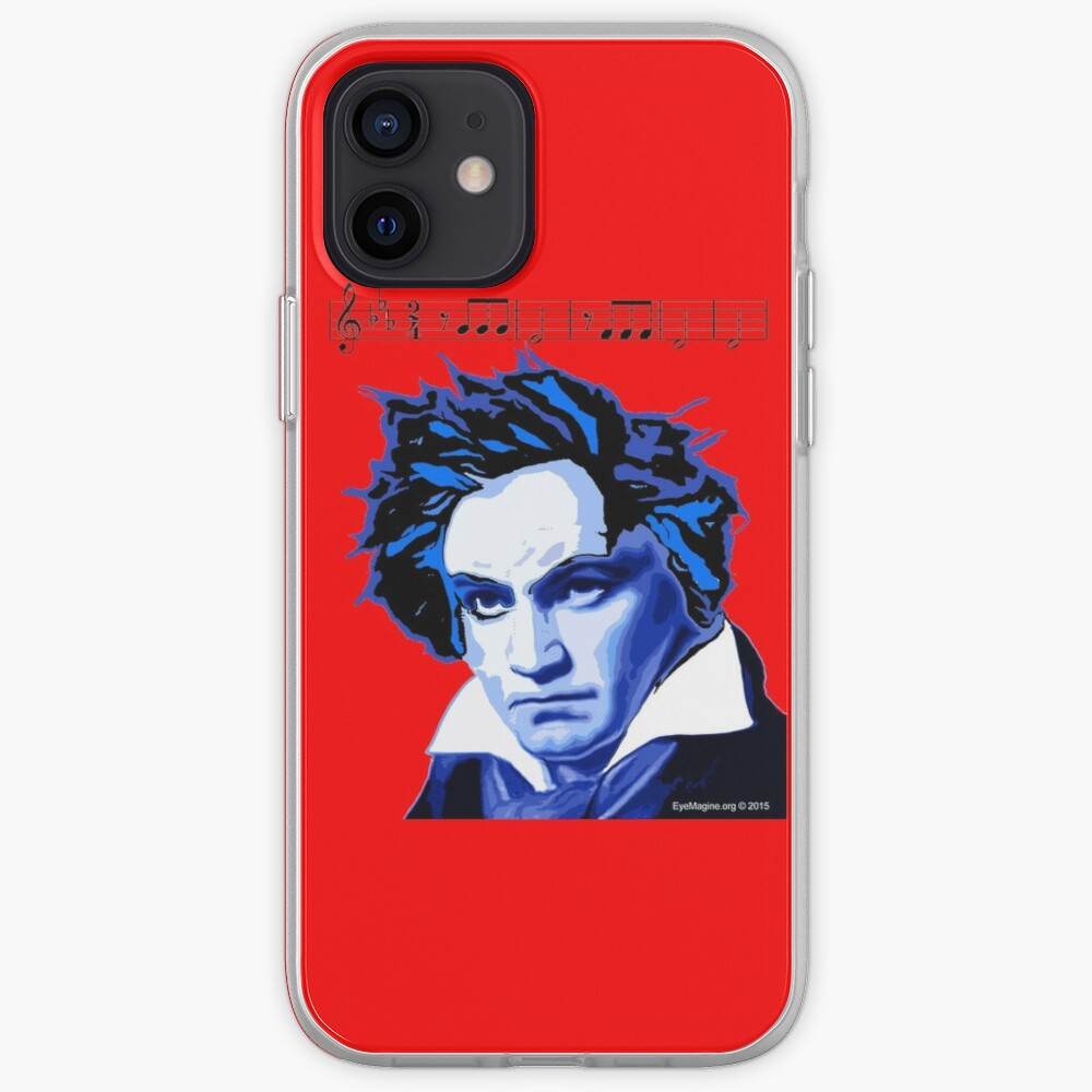 Beethoven and The Fifth  iPhone Case & Cover