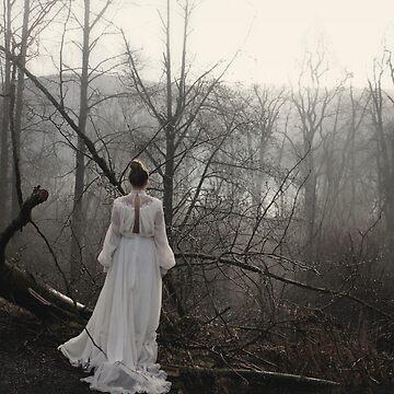 Heartbreak in the fog by WildEmpress