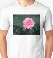 bright pink rose 09/01/17 T-Shirt