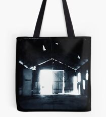 The Irony of Nightmares Tote Bag