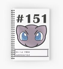 Wild encounter Spiral Notebook