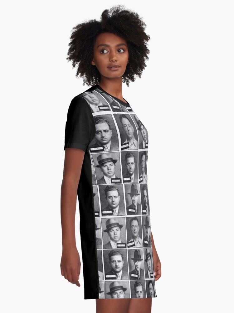 Alternative Ansicht von Massenmessen T-Shirt Kleid