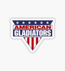 American Gladiators-01 Sticker