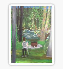 The Artist (Open Air #1) Sticker