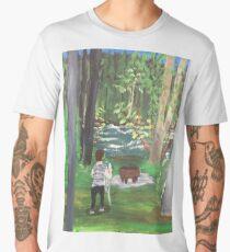 The Artist (Open Air #1) Men's Premium T-Shirt